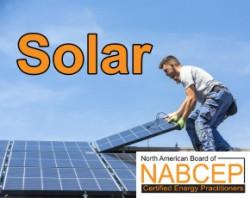 solar certification training