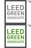 leedgreen associate logo gray