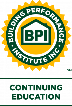 BPI Continuing Education (8 CEU Credits)