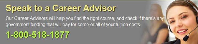 speak to career advisor