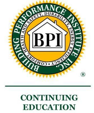 BPI CEU Course - Mold Remediation Training