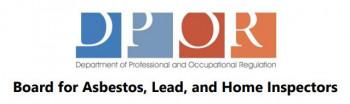 Virginia Home Inspectors CPE Course - BPI Building Science Principles