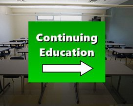 Continuing Education & Professional Development Courses