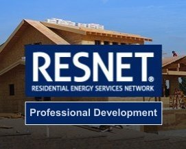 RESNET Professional Development Credit Courses