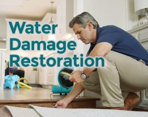 Water Damage Restoration Technician Training